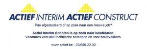 Actief Interim / Actief Construct