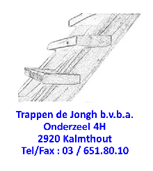Trappen De Jongh