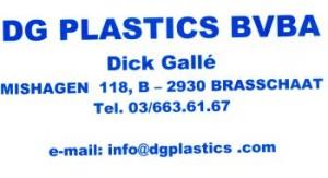 DG Plastics BVBA